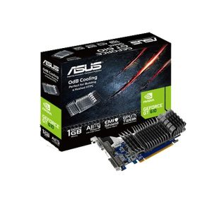 Tarjeta de Video Asus NVIDIA GeForce GT 610, 2GB 64-bit DDR3, PCI Express 2.0