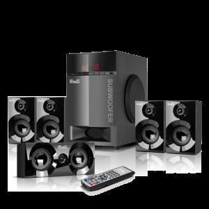 BOCINAS KLIP X TREME KWS-750 5.1 USB/SD